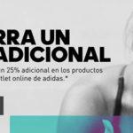 Descuento extra en el outlet de Adidas