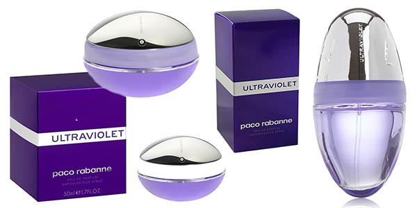 8f962f744 Chollo Perfume Paco Rabanne Ultraviolet para mujer por sólo 39,90 ...