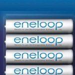 4 pilas recargables Eneloop AAA baratas