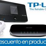 Promoción descuento TP-Link