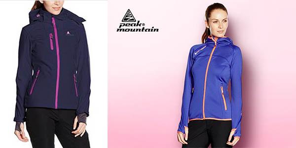 ropa peak mountain rebajada amazon buyvip