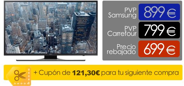 Samsung UE48JU6400 sin iva