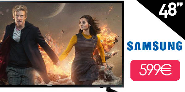 Smart TV Samsung 48JU6000 4K