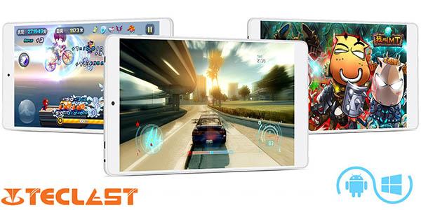 Tablet Teclast X80 Plus Windows 10 + Android 5.1