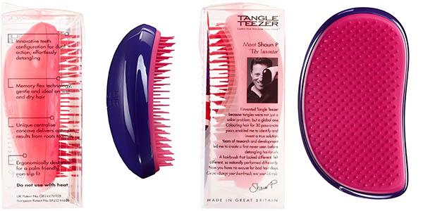 tangle teezer cepillo original en varios colores a precio brutal
