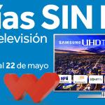 Worten Días Sin IVA televisores mayo 2016