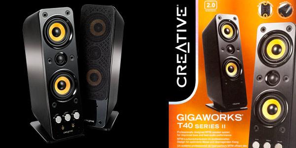 Creative Labs Gigaworks t40 seriesII oferta