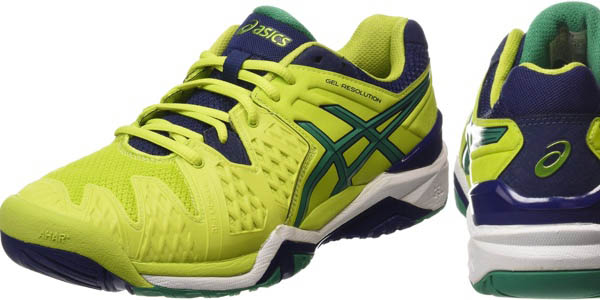 zapatillas tenis asics gel resolution