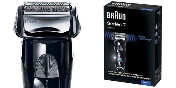 Chollo afeitadora eléctrica Braun Series 7 720s-6 por 137€ con envío ... 5d0e36342f84