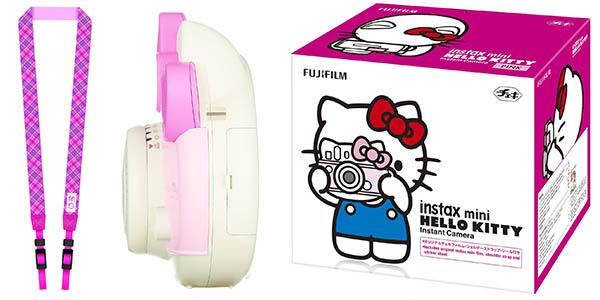 camara de fotos infantil fujifilm instax hello kitty
