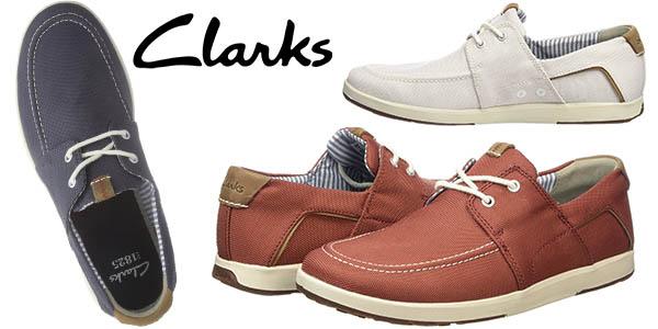 Chollo zapatos Clarks Norwin Go