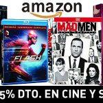 Hasta -35% de descuento en Cine y Series TV