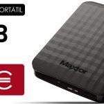 Disco duro Seagate Maxtor M3 STSHX-M401TCBM de 4 TB