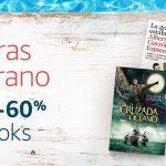 Hasta -60% de descuento en eBook Kindle
