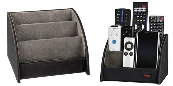 Soporte organizador para mandos a distancia barato de hama - Organizador mandos a distancia ...