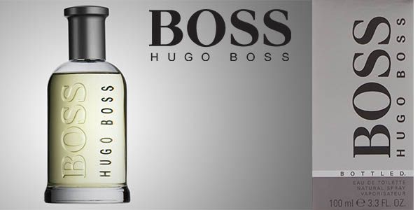 d3e73e9784a65 Chollo Eau de toilette Hugo Boss Bottled para hombre de 100 ml por ...