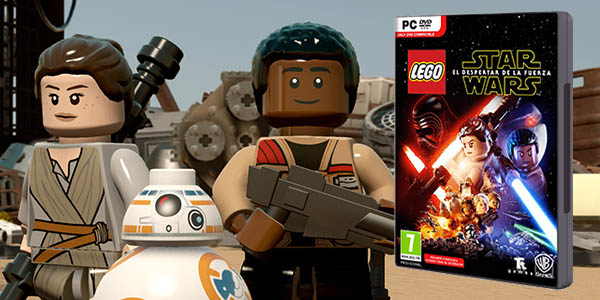 LEGO Star Wars: El Despertar De La Fuerza para Steam