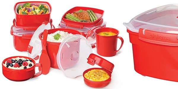 Como hacer verduras al vapor en microondas - Cocina al vapor microondas ...