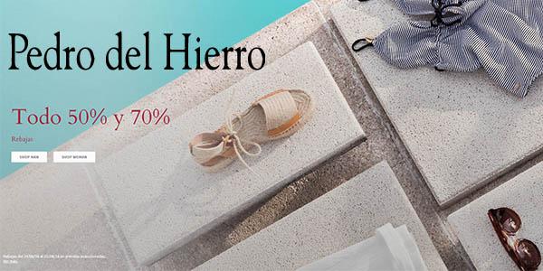 Rebajas de verano Pedro del Hierro con descuentos de hasta el -70% b098354e18c