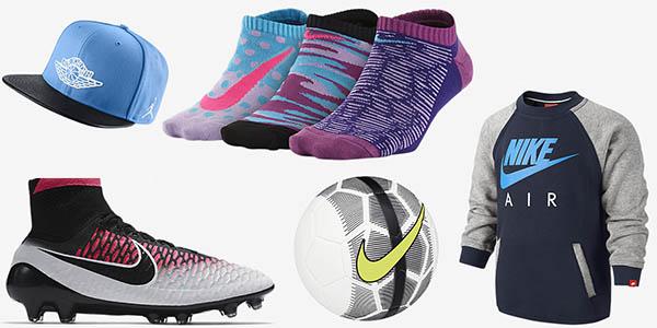 rebajas productos nike botas running futbol deportes