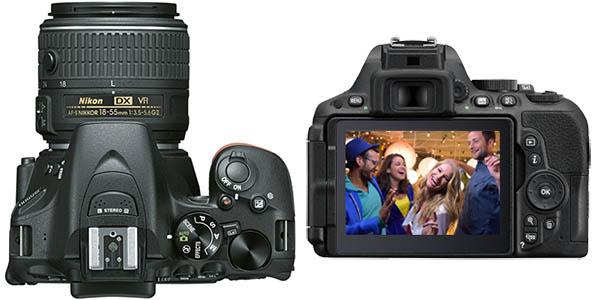 Cámara Nikon D5500 + AFP 18-55 VR II al mejor precio