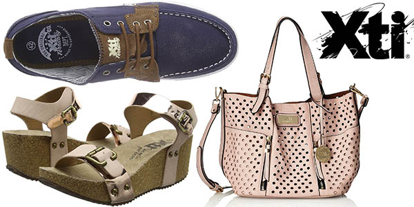Zapatos y bolsos xti con espectaculares descuentos en las for Zapateros baratos amazon