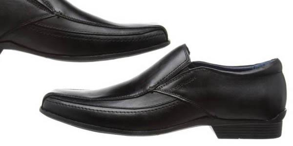 Zapatos negros Hush Puppies para hombre ha4h1NY