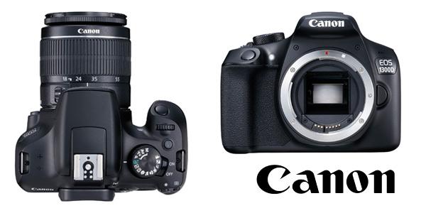 Canon EOS 1300D EFS 18-55 DCIII oferta