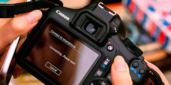 Canon 1300D WIFI oferta