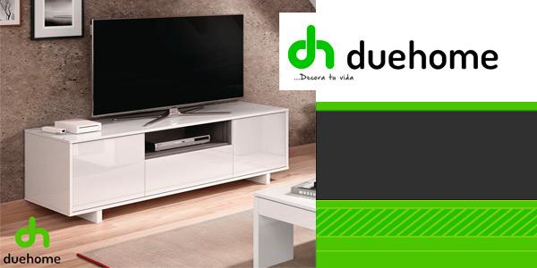 Chollo mueble de tv moderno para el sal n por s lo 89 con - El chollo del mueble ...