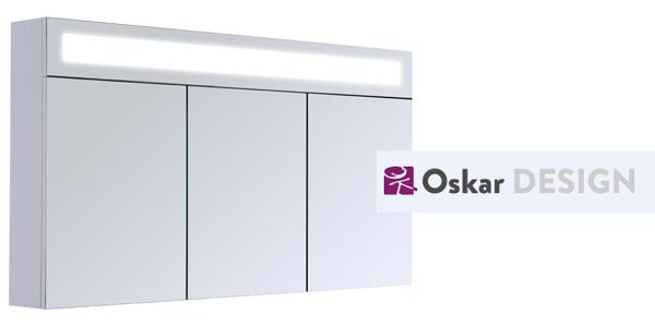 Chollo armario para ba o con espejo e iluminaci n led por - Espejo con armario bano ...