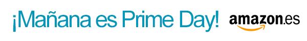 Mañana es Prime Day en Amazon.es
