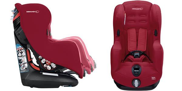 Silla de coche b b confort iseos neo grupo 0 1 por s lo 114 42 y b b confort milofix por - Protector coche silla bebe ...
