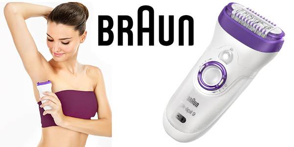 braun silk-épil 9 9-561 oferta prime day amazon 12 julio 2016