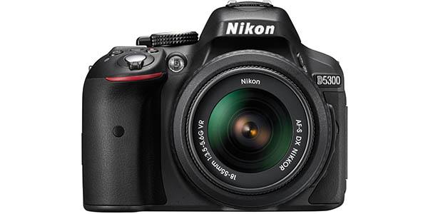 Cámara digital Nikon D5300