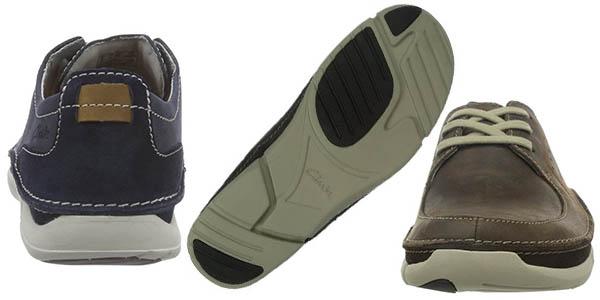 clarks trikeyon fly calzado comodo funcional