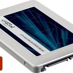 Disco SSD Crucial MX300 750 GB