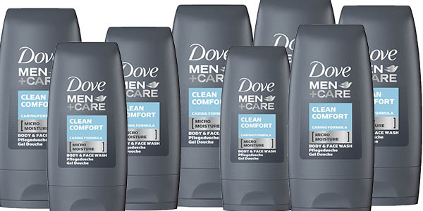 gel dove men care precio brutal