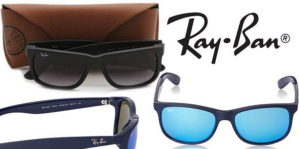 c2038c7e50 Brutal: Gafas de sol Ray-Ban Wayfarer por sólo 54€ con envío gratis ...