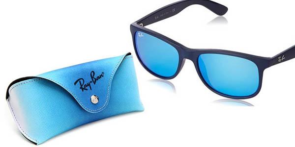 precio funda gafas ray ban