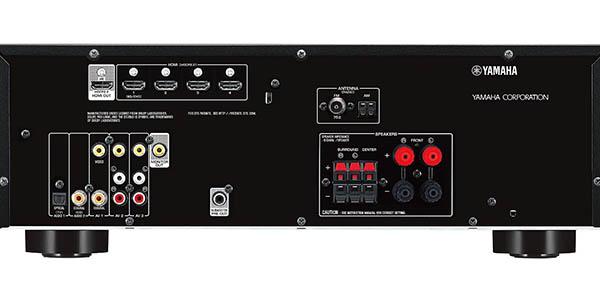 Conexiones Yamaha RX-V381