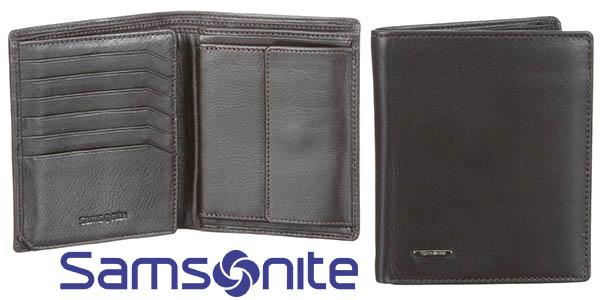 addde6521 Oferta billetera Samsonite NYX-Style para hombre