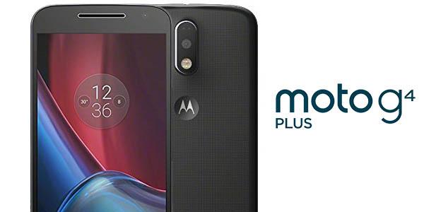 Smartphone libre Motorola Moto G4 Plus