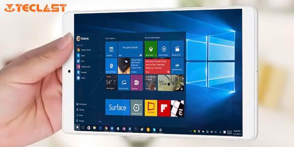 Tablet Teclast X80HD Windows 10 + Android