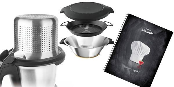 Chollo prime robot de cocina taurus mycook 923001 por for Robot cocina taurus mycook