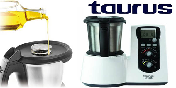 Chollo prime robot de cocina taurus mycook 923001 por - Robot cocina amazon ...