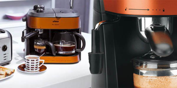 Chollo m quina de caf ufesa ck7355 por s lo 84 43 con - Lacasadelelectrodomestico opiniones ...