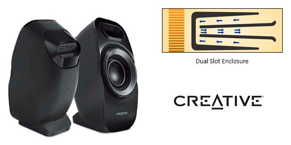 Altavoces Creative T3300 DSC