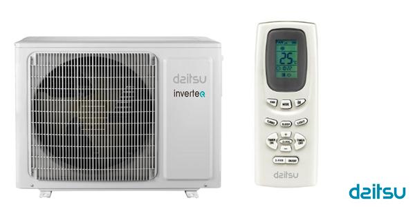 daitsu inverter asd12uida aire acondicionado oferta