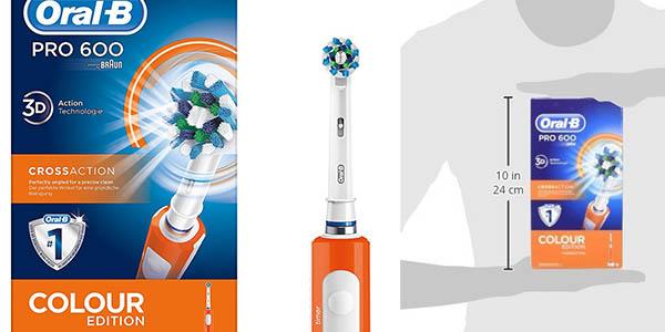 cepillo de dientes Oral-B Pro 600 CrossAction a precio de chollo